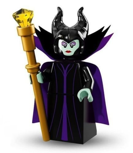 LEGO Disney Series 16 Collectible Minifigure - Maleficent (71012)]()