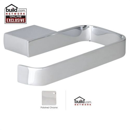 Rohl CA8 Caswell Single Post Toilet Paper Holder, Polished Chrome