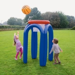 Amazon.com: 17.7 inch pelota hinchable de cesta.Inflable ...