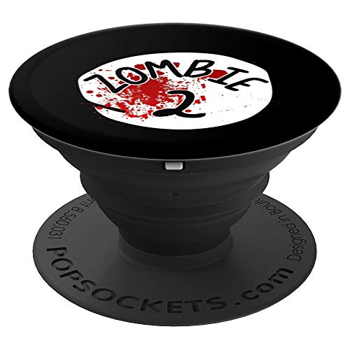 Couples Zombie 2 Halloween Costume - PopSockets Grip and Stand for Phones and Tablets