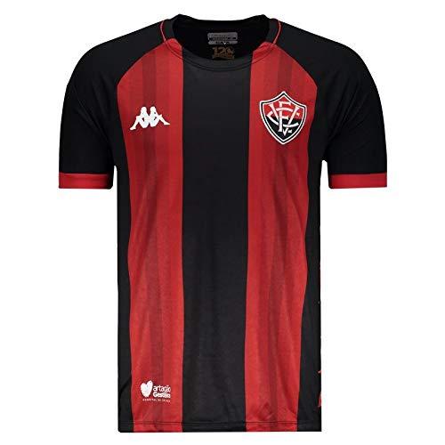 Camisa Kappa Vitória I 2019