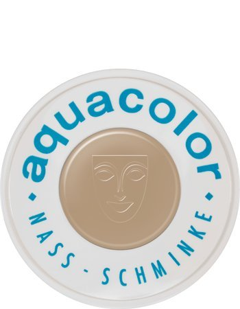 Kryolan 1102 Aquacolor Makeup 30ml (Multiple Colors Available) (Ivory)