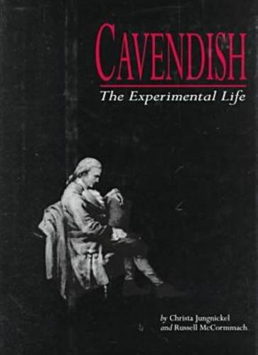 Cavendish: The Experimental Life