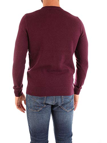 Fred Perry Homme Chemises K4502 Homme Bordeaux xZxCU