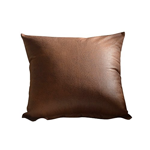 Amazon.com: Anzzhon Fashion Pillow Cases Solid Color ...