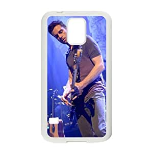 Coldplay Samsung Galaxy S5 Cell Phone Case White WON6189218043246
