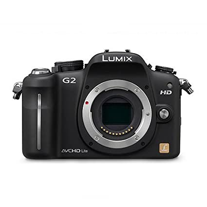 Panasonic Lumix G2 - Cámara réflex Digital de 12.1 MP (Pantalla de ...