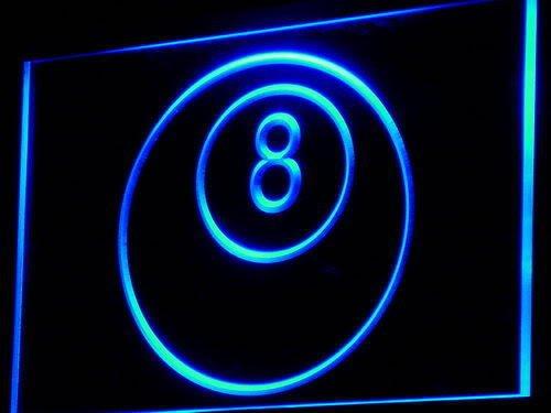 Ball Billiards Neon Sign - 5