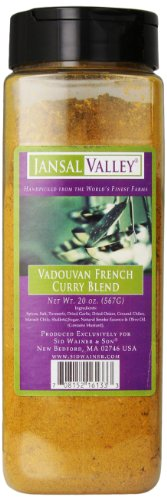 Jansal Valley Vadouvan French Curry Blend, 20 Ounce by Jansal Valley