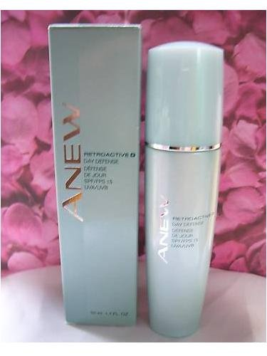 Avon Anew Retroactive Day Defense, 50 ml./ VERY HARD TO FIND/ DISCONTNUED