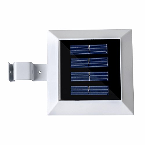 LED Solar Powered Energy Saving Outdoor All-Weather Light