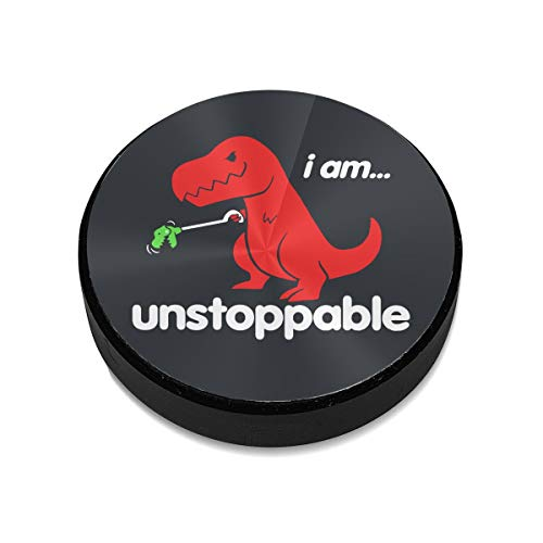 T Rex I Am Unstoppable Universal Magnetic Mount Magnetic Car Mount Phone Holder for Cell Phones -
