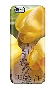 Cheap Case Cover Skin For Iphone 6 Plus (flower) 2603411K97314400