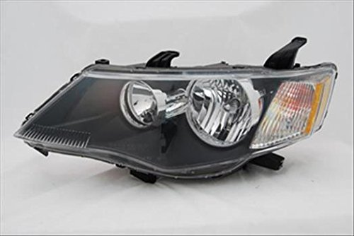 Multiple Manufacturers MI2502144C OE Replacement Headlight Assembly MITSUBISHI OUTLANDER 2007-2008 Partslink MI2502144