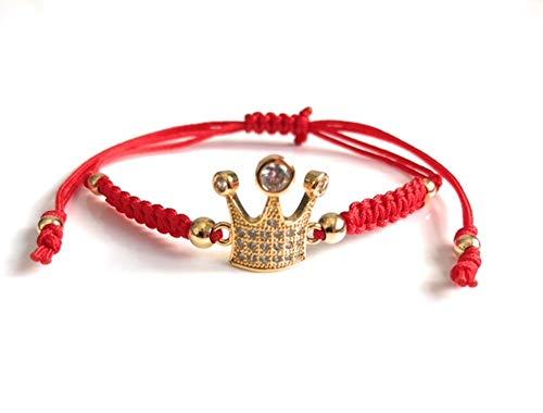 Bright Crown Charm Bracelet for Women Trendy Jewelry