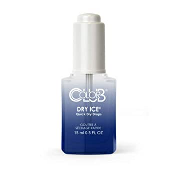 Amazon.com : Color Club DRY ICE Quick Dry Drops .5oz/15mL : Beauty