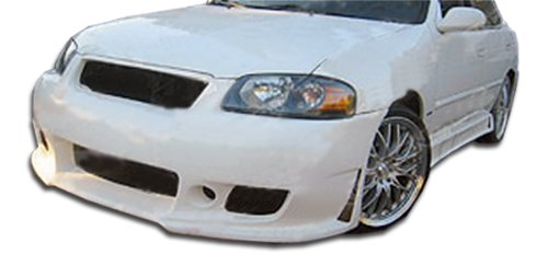 2004-2006 Nissan Sentra Duraflex B-2 Body Kit - 4 Piece
