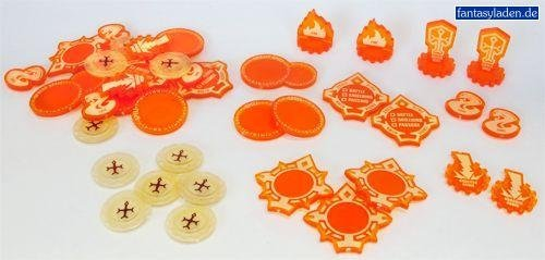 Privateer Press Pro Protectorate Mkii Tokens PIP91052