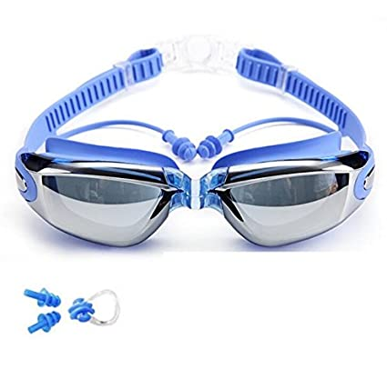 56d8894c473 Amazon.com  Christmas Indoor Decoration Large Frame Swimming Goggles ...