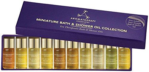 Aromatherapy Associates Miniature Bath & Shower Oil Collection