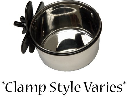 Clamp-On Coop Bowl 30 Ounce