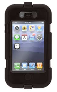 Griffin GB35095-2 - Carcasa para Apple iPhone 4/4s, color negro