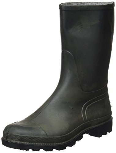 Wolfpack 15010174 - Stivali di gomma basso, taglia 38, colore nero