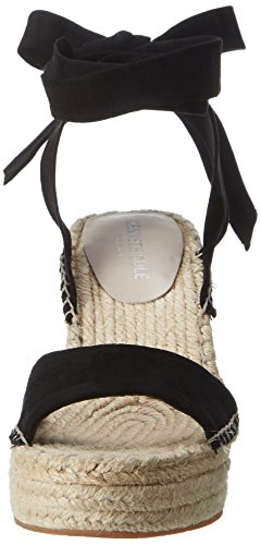 Donna Kenneth Nero Cole Basse Black Espadrillas 001 Odile A6Iwr6