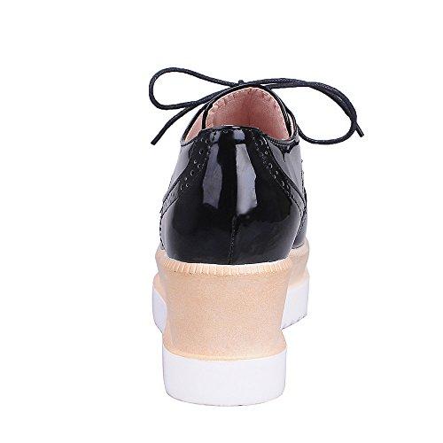 Fashion Heel - plataforma mujer negro