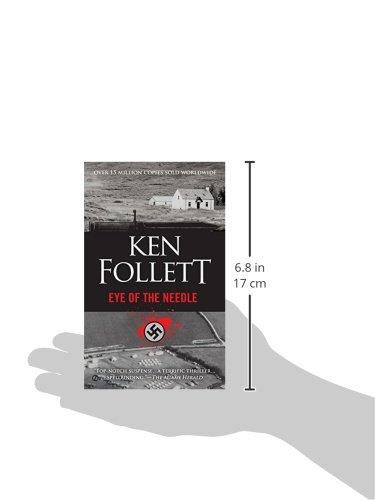 Amazoncom Eye Of The Needle A Novel 9780451476807 Ken Follett