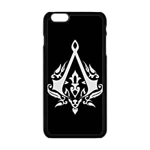 """Danny Store Hardshell Cell Phone Cover Case for New iPhone 6 Plus (5.5""""), Assassin's Creed"""