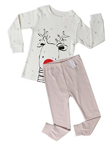 unifriend-premium-little-boys-girls-2-piece-pajama-setrudolph-patterned-us-45y-asia-110-kgsr019