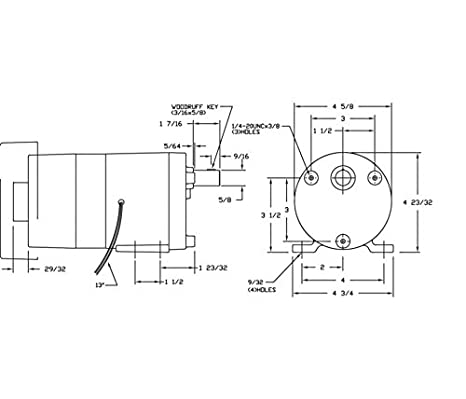 Dayton 1LPN8 AC Parallel Shaft PSC Gear Motor, 2 RPM on