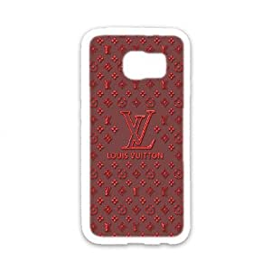 Fashionable Case LV for Samsung Galaxy S6 WASXD8474667