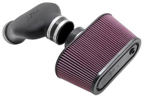 K&N 63-1050 AirCharger Performance Air Intake (K&n 63 Series Aircharger Intake)