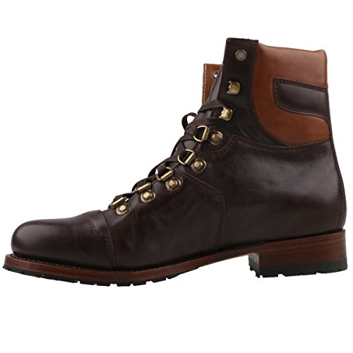 Sendra Boots Stivali Uomo Marrone Dunkelbraun