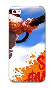 TurnerFisher Perfect Tpu Case For Iphone 4/4s/ Anti-scratch Protector Case (sunset Overdrive)
