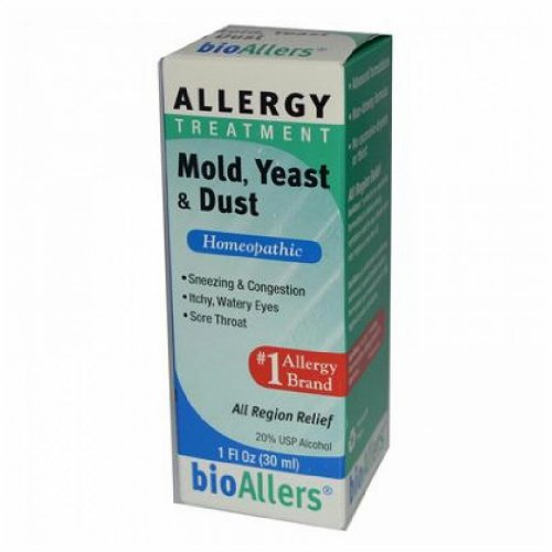 Bio Allers Mold Yeast Dust 1x1