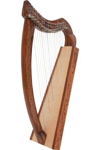 "Roosebeck Pixie Harpâ""¢ 19-String Non-Standing by Roosebeck"