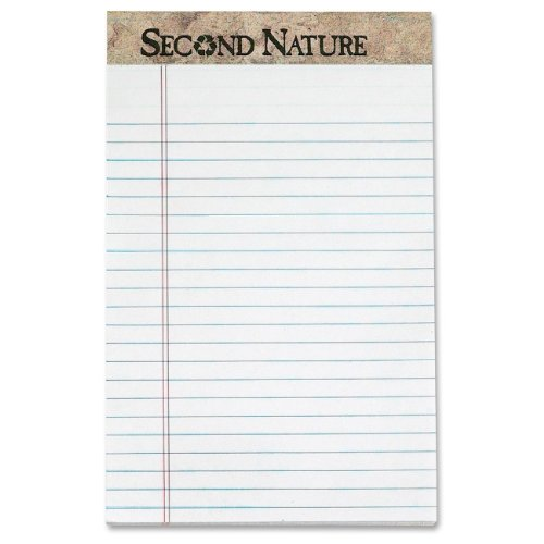 tops-second-nature-100-recycled-legal-pad-5-x-8-inches-perforated-white-narrow-rule-50-sheets-per-pa