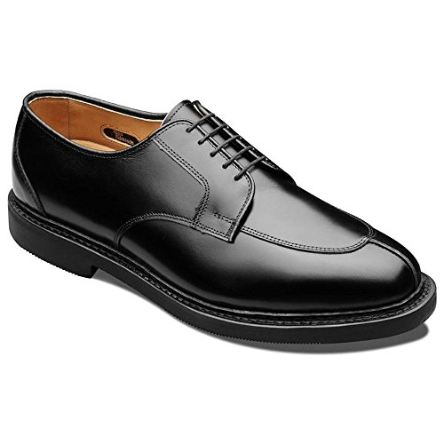 Allen Edmonds Men's Ashton Split Toe Oxford,Black,11.5 (Split Toe Oxfords)