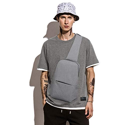 Small Sling Backpack Waterproof Sling Bag One Shoulder Crossbody Backpack Bag for Men & Women