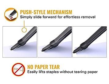 40000 Bostitch Easy Staple Remover Black