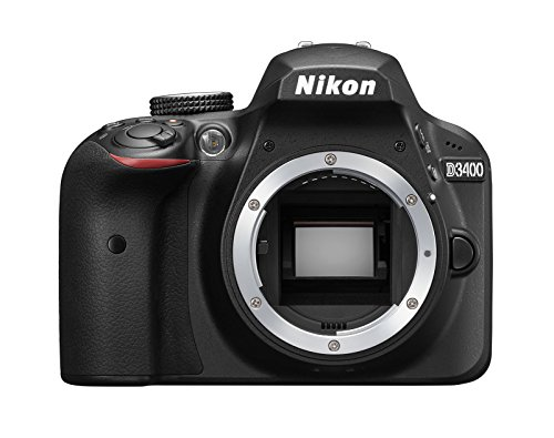 Nikon digital single-lens reflex (SLR) CAMERA D3400 BODY BLACK D3400BK(Japan Import-No Warranty)