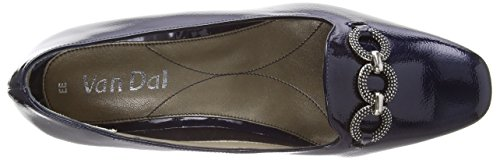 Dal Patent Shoes Van Court Feature Twilight Womens Navy Marine dq6xwv