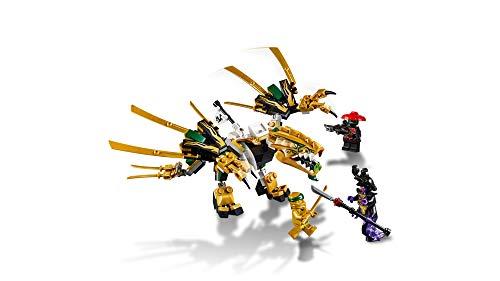 Jual Lego Ninjago Legacy Golden Dragon 70666 Building Kit New 2019