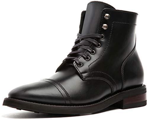 Thursday Boot Company Captain Men's Lace-up Boot, Black, 11 M US