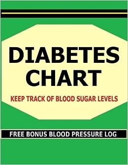 sugar levels for diabetics chart