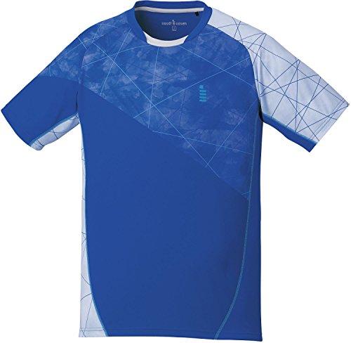Gosen(GOSEN) 남녀 겸용 배드민턴 소프트 테니스 게임 셔츠 T1706