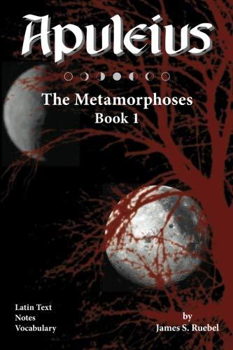 Apuleius The Metamorphoses Book 1